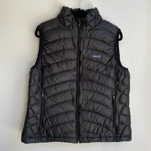 Women's Patagonia down sweater vest
